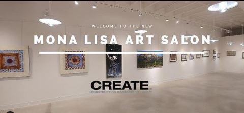 Completed Mona Lisa Artists