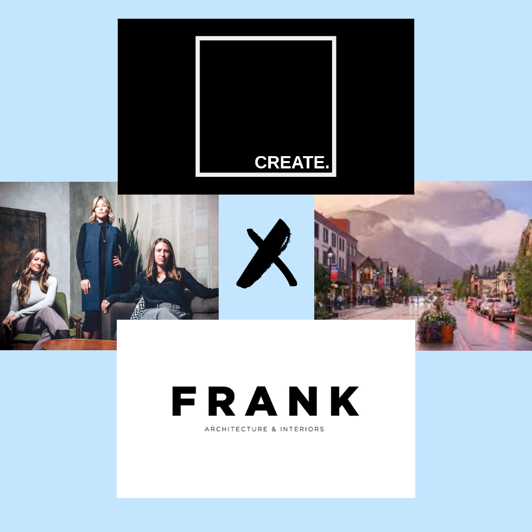 Something New Coming to Banff: We Team with FRANK