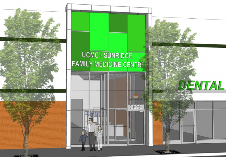 UCMC Sunridge Family Medical Centre CREATE