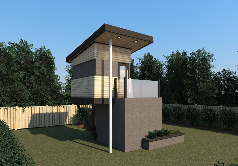 Playhouse for Kid's Cancer Care CREATE