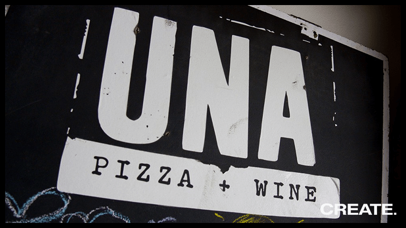 Una Pizza + Wine
