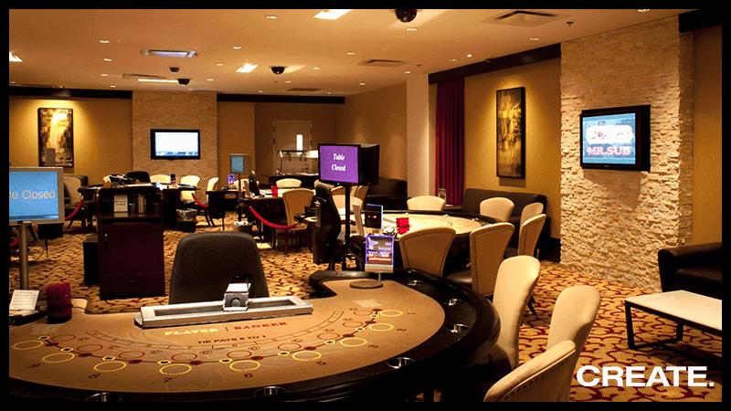 Grey Eagle Casino - High Limit Room